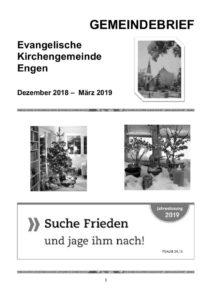 thumbnail of Gemeindebrief Winter 2018-19